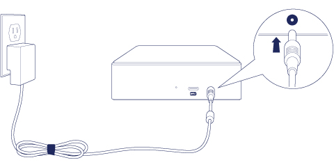Lacie Porsche Design Desktop Drive User Manual Getting