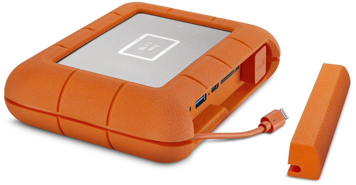 Lacie Rugged Boss Ssd User Manuals