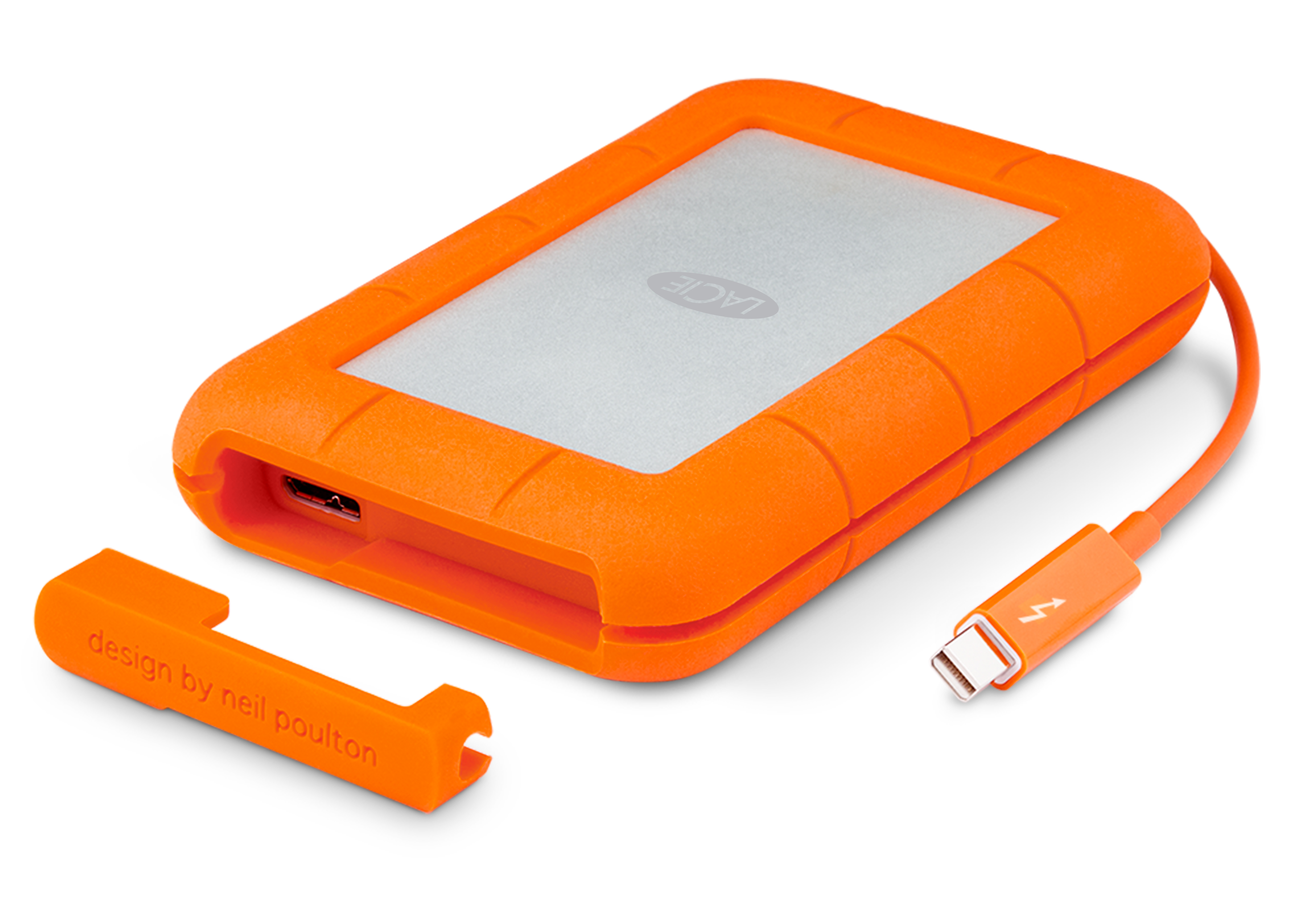 Lacie Doubles Capacity Of Rugged Thunderbolt Ssd News Lacie Us
