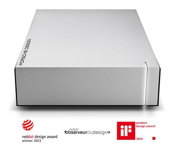 Porsche Design Desktop Drive | LaCie US