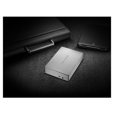 Porsche design desktop drive- profile