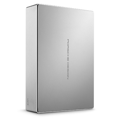 Porsche design desktop drive - left
