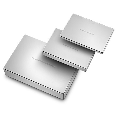 Porsche design desktop drive-multiple