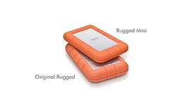 Review Introducing The Rugged Mini By Lacie