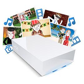 lacie cloudbox network assistant