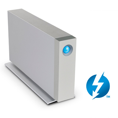 The perfect complement to SSD-based laptops and all-in-one computers, the d2 Thunderbolt™ 3 massively expands your capacity up to 10TB for professional ...