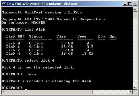 RAID mode does not change properly on 2Big Dual  Windows XP